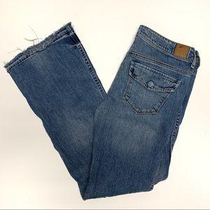 AMERICAN EAGLE Vintage Flare Light Wash Jeans